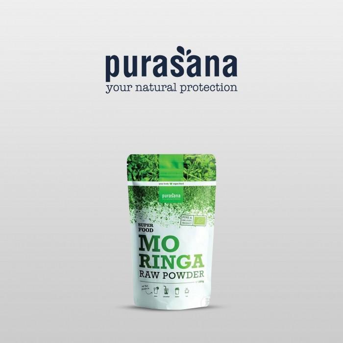 Moringa en poudre Purasana