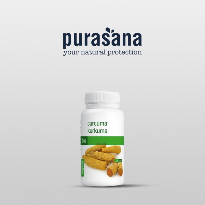Curcuma Bio en gélules